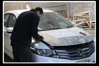 Roger Steen Car Restorations Glynde