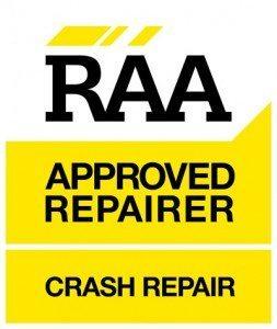 RAA Crash Repair Approved Repairer